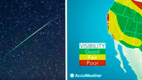 In Just 1 Day, A Monster Meteor Shower Will Soar Through The Sky | Country Music Videos