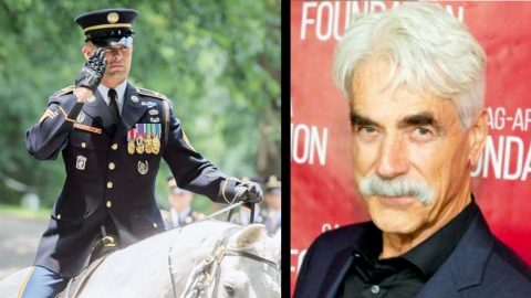 Sam Elliott Is Narrating New Series About Army's Prestigious Old Guard | Country Music Videos