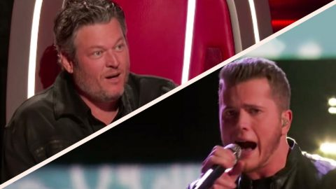 'Voice' Star Faces Challenge Singing Blake Shelton's Old-School Hit | Country Music Videos