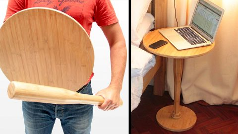 Nightstand That Doubles As A Home Defense Bat And Shield For Sale On Amazon | Country Music Videos