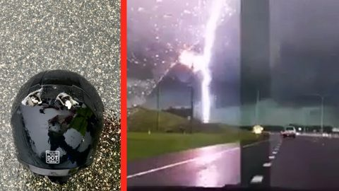 Motorcyclist Killed After Being Struck By Lightning | Country Music Videos