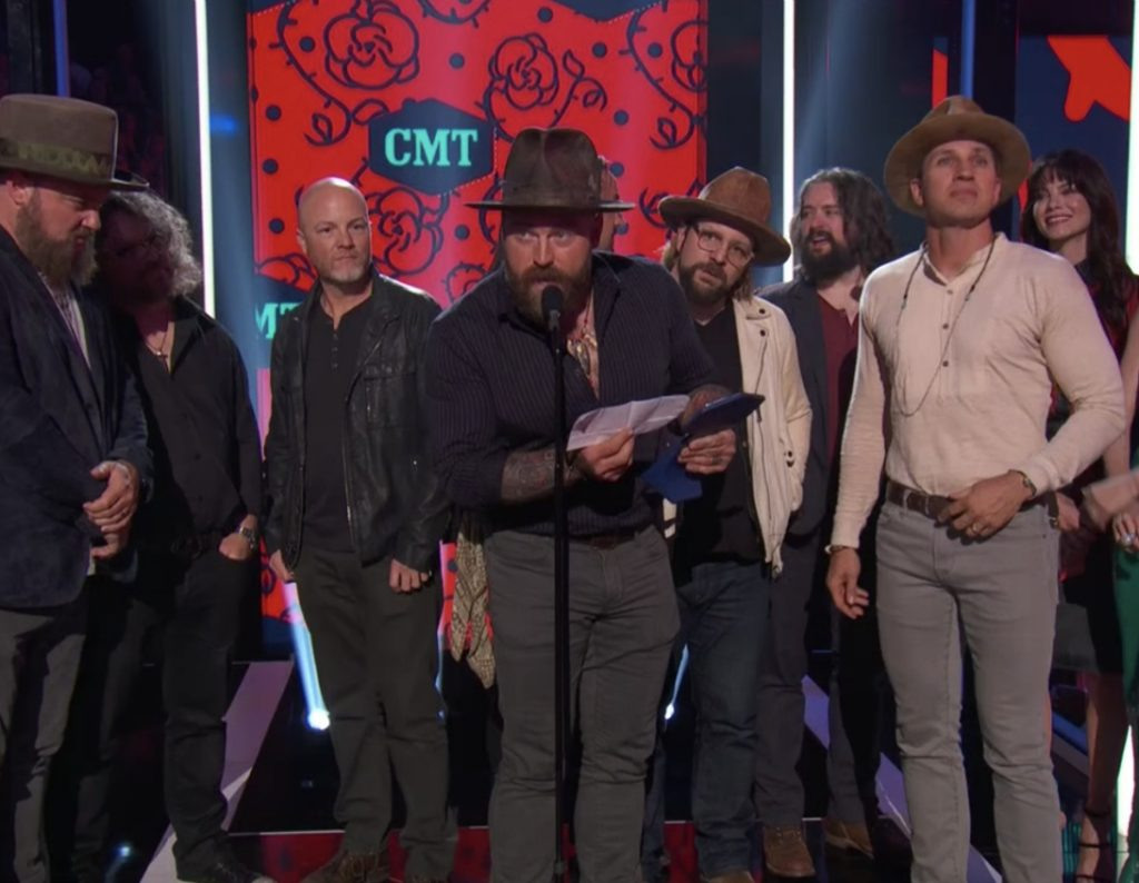 CMT Music Awards Group Video Of The Year Winner Announced