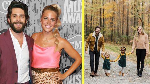 Thomas Rhett & Wife Are Pregnant – AGAIN! | Country Music Videos