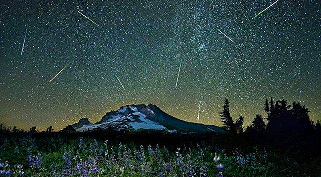 Best Time And Place To Watch The Greatest Meteor Shower Of ...