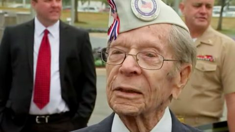 Veteran & Texas' Last Known Pearl Harbor Survivor Passes Away   Country Music Videos