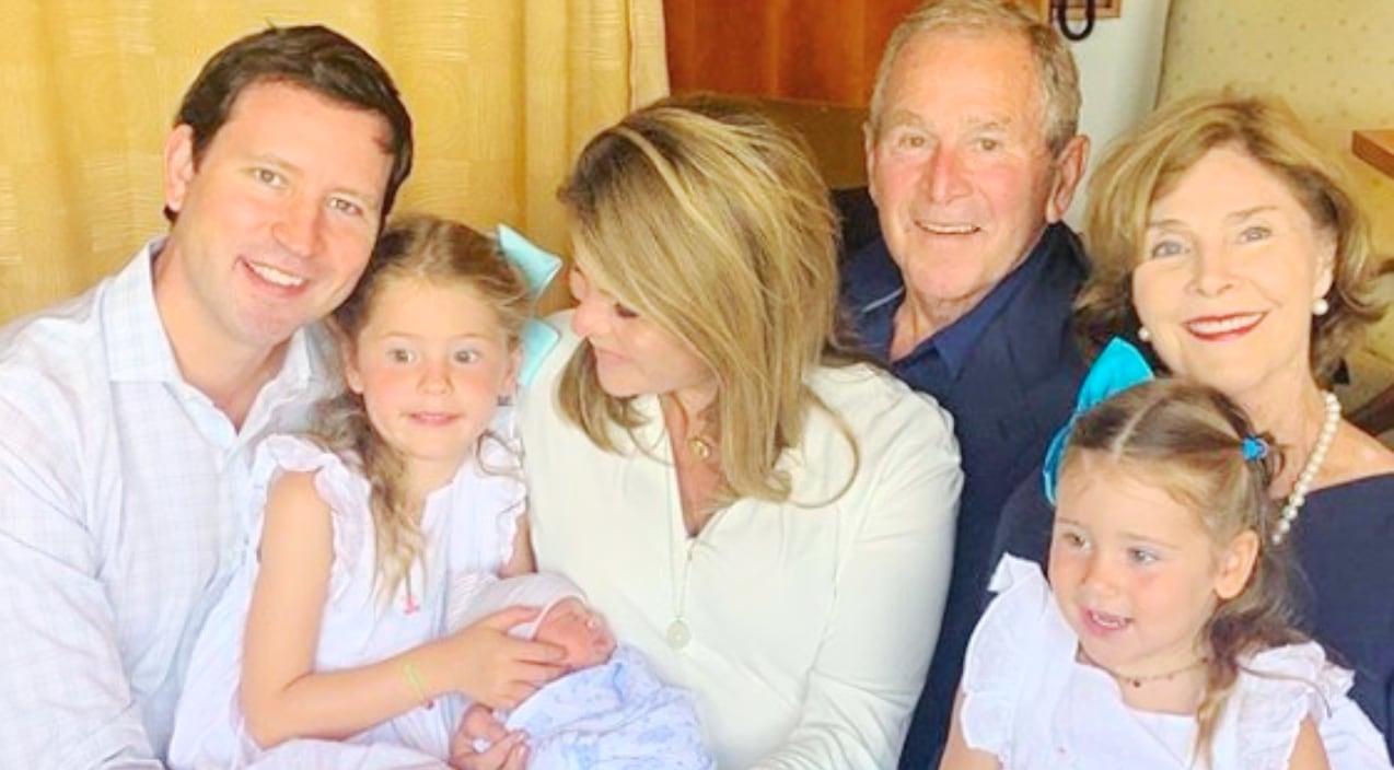 Jenna Bush Hager Explains Meaning Behind Baby Boy's Family ...