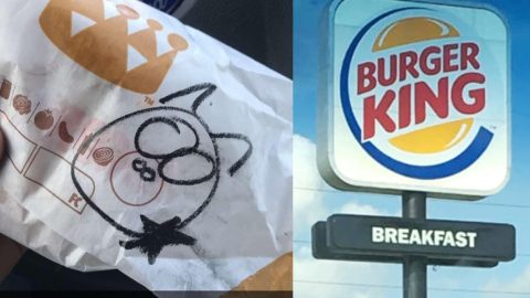 Police Officer Gets Pig Drawn On His Order At Burger King, Employees Get Fired | Country Music Videos