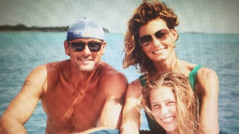 Tim McGraw Posts Rare Photos Of Daughter Maggie | Country Music Videos