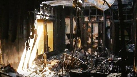 Dog Dies In Fire After Saving His Family | Country Music Videos