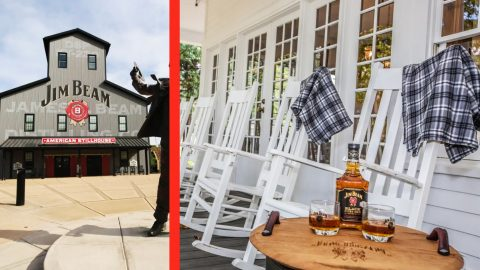 Stay At Jim Beam's Historic Kentucky House – For Just $23/Night | Country Music Videos