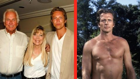 """""""Tarzan"""" Star Ron Ely's Wife Stabbed To Death By Their Son 