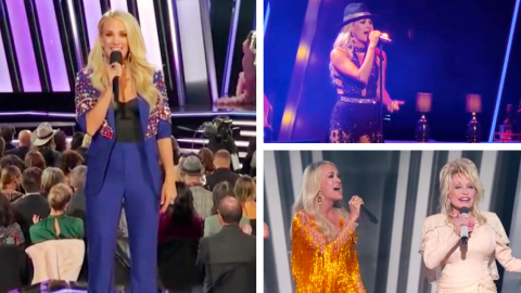 Carrie Underwood Wore 10 Outfits To The CMA Awards | Country Music Videos