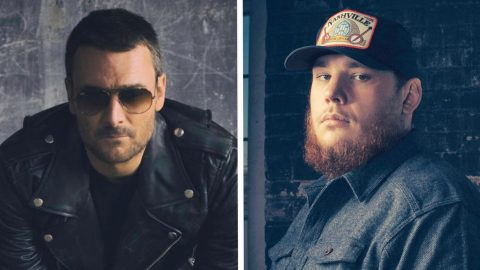Luke Combs Joins Forces With Eric Church On New Song, 'Does To Me' | Country Music Videos