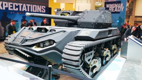 Drone Tank Makes Debut – Could Be Army's First Ever Robo-Tank | Country Music Videos