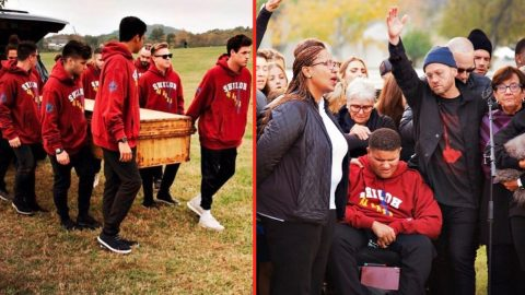TobyMac Shares Photos From 21-Year-Old Son's Funeral | Country Music Videos