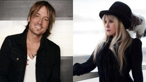 Stevie Nicks To Join Keith Urban For Nashville New Year's Eve Show | Country Music Videos