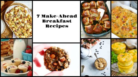 7 Make-Ahead Breakfast Ideas Using 7 Ingredients Or Less | Country Music Videos