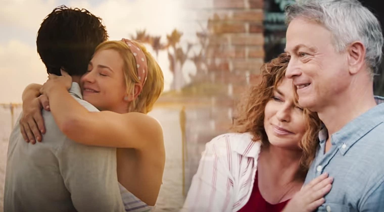 "Shania Twain & Gary Sinise Appear In New Trailer For ""I Still Believe"""