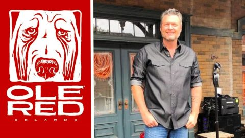 Blake Shelton's 4th Ole Red Location To Open On April 13 In Orlando, FL | Country Music Videos
