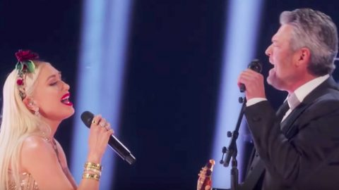 "Blake & Gwen's Duet, ""Nobody But You,"" Experiences Sales Surge After Grammys Performance 