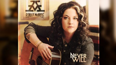 Ashley McBryde Announces Sophomore Album 'Never Will' – Gets April 3 Release Date | Country Music Videos