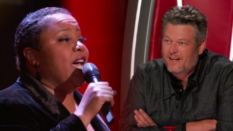 "Mom Earns 4-Chair Turn On ""The Voice"" 8 Years After She First Planned To Audition 