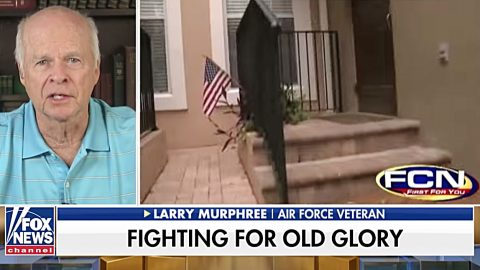 Veteran Sues HOA For $1 Mil After A 9-Year Fight Over U.S. Flag In Front Yard | Country Music Videos