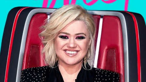 'Voice' Promos Show Kelly Clarkson's New Hairstyle | Country Music Videos