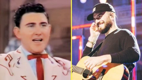 "Webb Pierce's 1953 Song ""There Stands the Glass"" Featured In Sam Hunt's New Release 