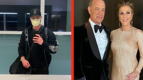 Tom Hanks & Rita Wilson's Son Speaks About Their COVID-19 Diagnosis | Country Music Videos