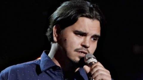 Singing Garbage Man Doug Kiker Is Eliminated During 'Idol' Hollywood Week   Country Music Videos