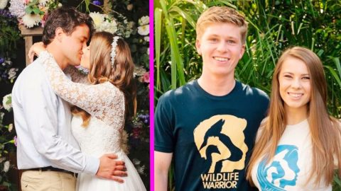 "Robert Irwin Reflects On Bindi's ""Emotional And Beautifully Spontaneous"" Wedding | Country Music Videos"