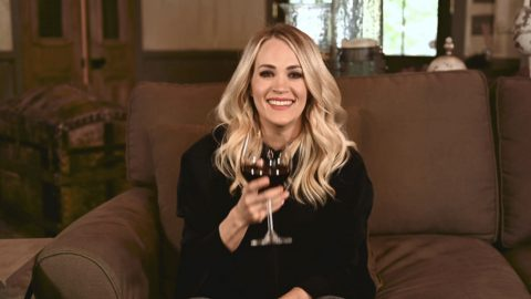 Carrie Underwood Sings 'Drinking Alone' From Her Living Room For 'ACM Presents: Our Country'   Country Music Videos