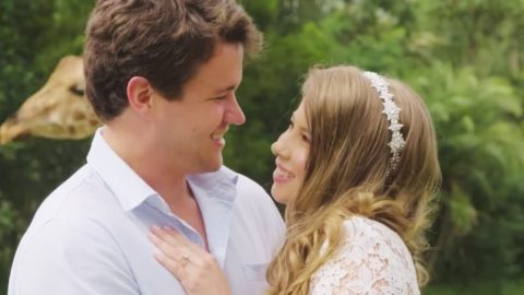 Bindi Irwin Shares First Footage From March Wedding | Country Music Videos