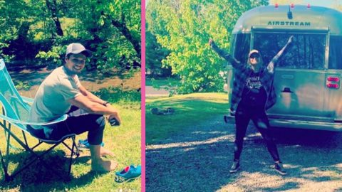 Miranda Lambert Posts Photos & Videos From 1st Week Of Camping With Husband | Country Music Videos