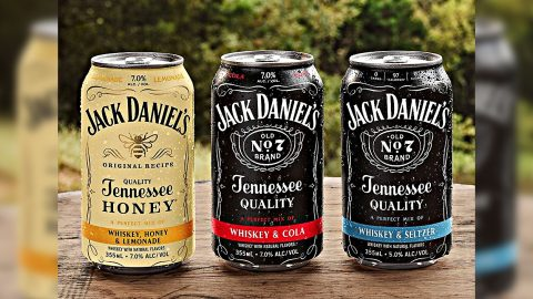 Jack Daniel's Launches All-New Canned Whiskey Cocktails | Country Music Videos