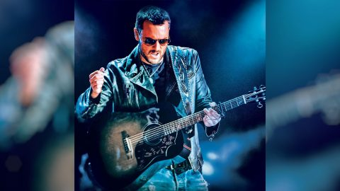 """Eric Church Announces New Single """"Stick That In Your Country Song"""" 