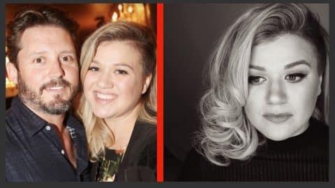 Kelly Clarkson Splits From Husband Brandon Blackstock | Country Music Videos