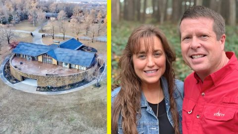 Jim Bob & Michelle Duggar's 10,000 Square-Foot Mansion Sells For $1.5 Million | Country Music Videos