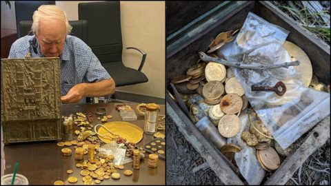 Treasure Chest Hidden A Decade Ago Was Found In Wyoming | Country Music Videos