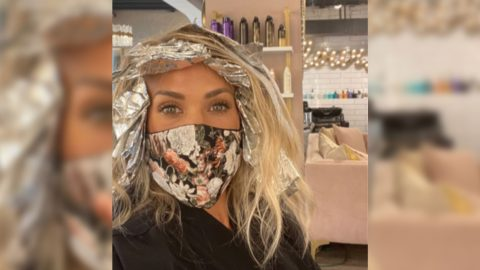 Carrie Underwood Gets Hair Done For First Time In Six Months | Country Music Videos