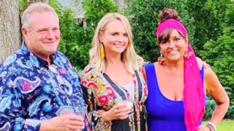 Miranda Lambert Shares Love For Parents On Their Anniversary | Country Music Videos