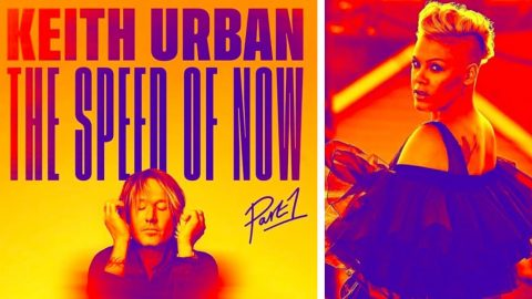 """Keith Urban Names P!nk As Duet Partner On New Song, """"One Too Many""""   Country Music Videos"""