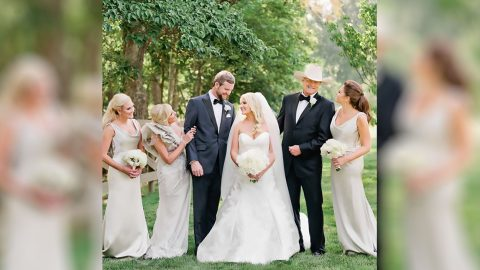 Alan Jackson's Daughter Ali Gets Married, Photos Surface   Country Music Videos