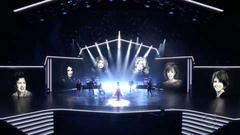ACM Awards 2020: Carrie Underwood Performs Medley Of Hits From Female Country Greats | Country Music Videos