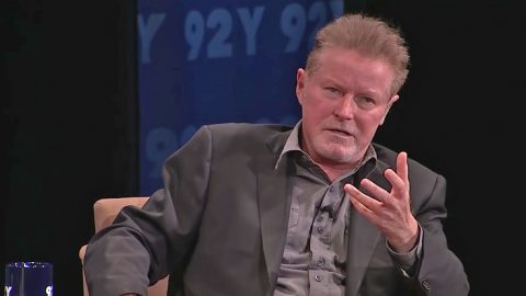 "Eagles Don Henley Doesn't Like His Vocals On ""Desperado"" 