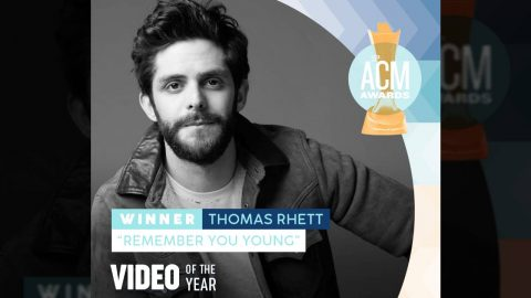 Thomas Rhett Wins Early ACM Award For Video Of The Year   Country Music Videos