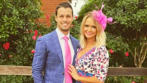 Miranda Lambert's Husband Joins Instagram, Shares Photo & Video With Her   Country Music Videos