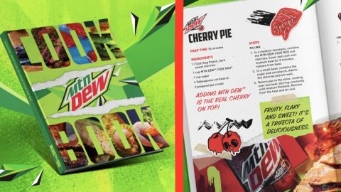 Mountain Dew Recipes Featured In New Cookbook | Country Music Videos