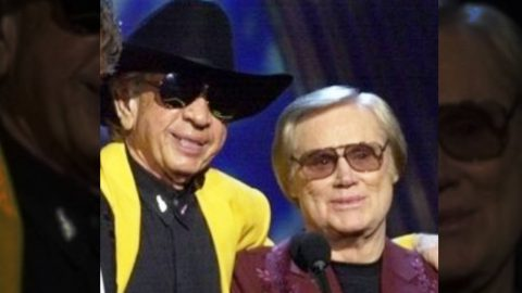 Right Before Buck Owens Took The Stage, George Jones Already Performed All His Songs | Country Music Videos